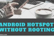 How To Turn Your Android Phone Into A Hotspot Without Rooting