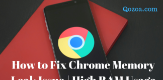 How to Fix Chrome Memory Leak Issue _ High RAM Usage