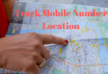 Track Any Mobile Number Current Live Location on Map